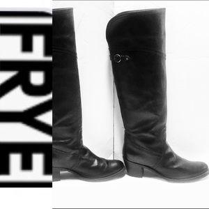 Frye Knee Boots